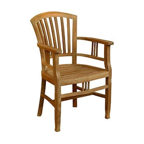 teak outdoor armchairs teak outdoor armchairs ktc 006 indonesian furniture factory