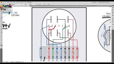 9s meter socket wiring diagrams wiring diagram with