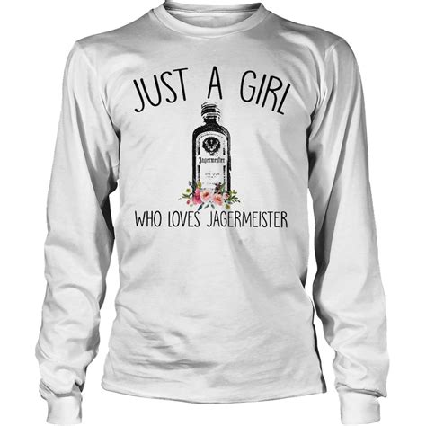 jagermeister sweater hoodie just a who jagermeister shirt hoodie sweater longsleeve t shirt