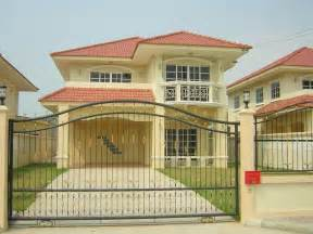 Simple two story house plans philippines home decor