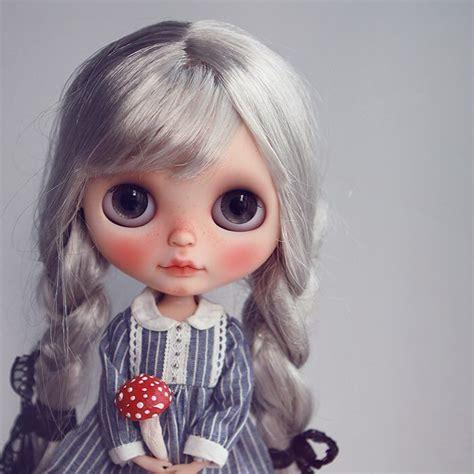 Boneka Baby Shraks darkrabbithole rbl blythe customblythe blythecustom doll k07 k07doll by k07doll