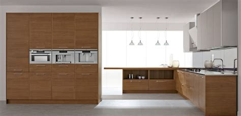 kitchen cabinet system modern kitchen modern wood and lacquered kitchen cabinet