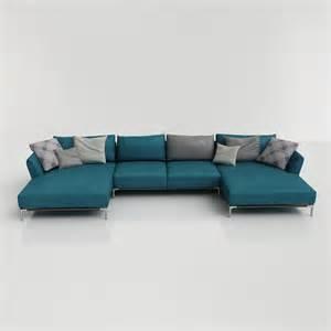 Kitchen Islands Lighting 3d rolf benz scala sofa high quality 3d models