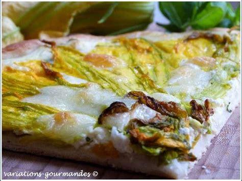 co di fiori pizza les meilleures recettes de fleurs de courgettes et mozzarella