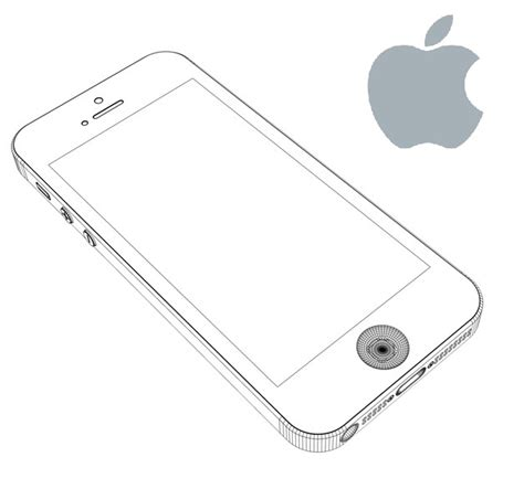 Iphone 7 Coloring Pages by Iphone 5 Specifications Coloring Pages