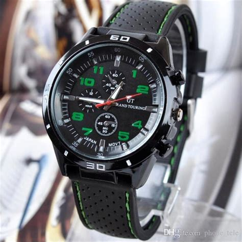Silicon Fashion For Grand 2 fashion new arrival gt grand sport watches