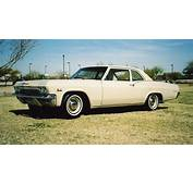 1965 CHEVROLET BISCAYNE 427 SEDAN RE CREATION  44253