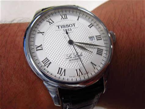 Jam Tangan Tissot Michael Owen maximuswatches jual beli jam tangan second baru original