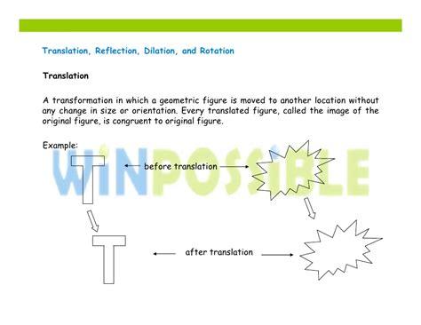 Cpm Geometry Homework Help by Cpm Homework Help Geometry Dilation In Geometry