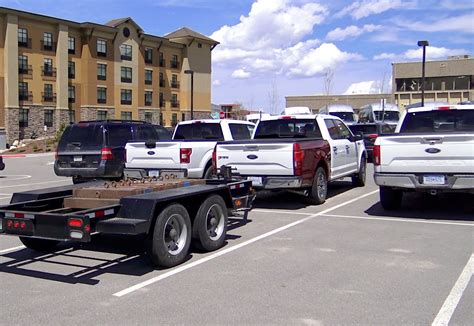 2018 ford f150 payload 2018 ford f150 diesel towing trailer the fast truck