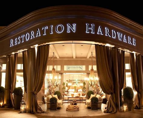 restoration hardware new york international visual