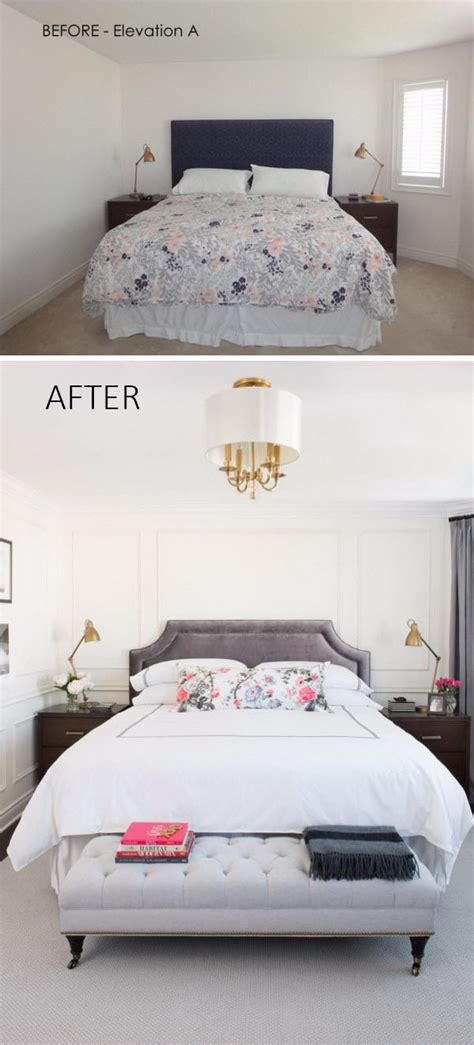 creative ways to make your small bedroom look bigger hative how to make a small narrow living room look bigger