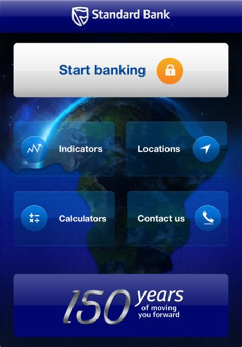 standard bank business banking fees standard bank quietly launches mobile banking app