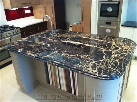 Marmer Import Nero Portoro Italy nero portoro marble kitchen island top nero portoro marble