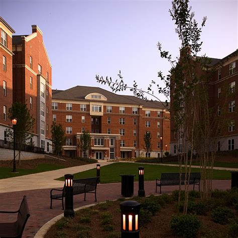 uga housing housing community page east cus village
