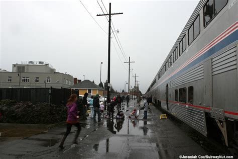eugene or amtrak cascades and coast starlight photos