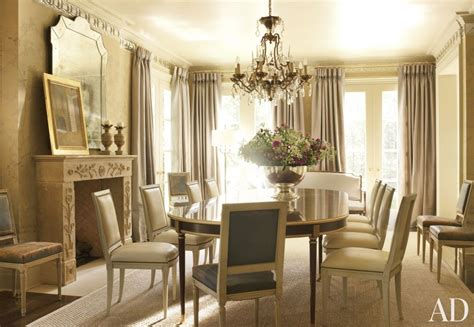 Dining Room Chairs Atlanta by Traditional Dining Room By Suzanne Kasler Interiors Ad