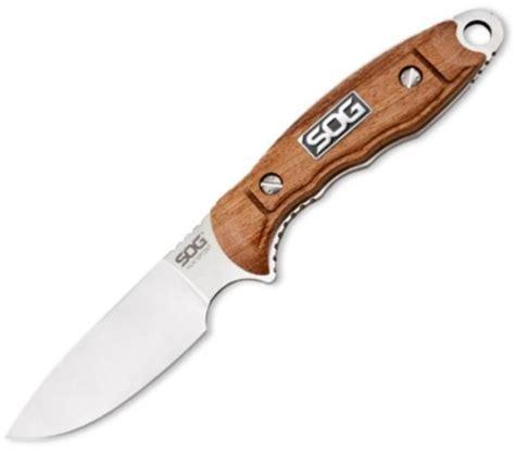 sog huntspoint s30v sog huntspoint skinning knife s30v blade rosewood handle