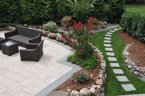 landscaping plans backyard 15 beautiful small backyard landscaping ideas borst landscape design