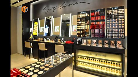Store Room Design perfume store design and display cabinet from ujoy display