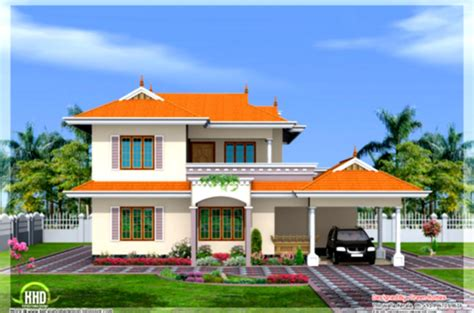indian small house plan and elevation