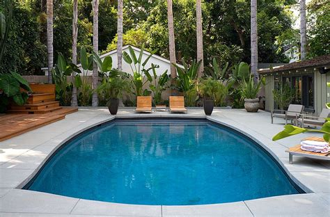 backyard deck and pool designs outdoor design trend 23 fabulous concrete pool deck ideas