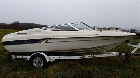corsair boat sunbird corsair 180 boat for sale from usa