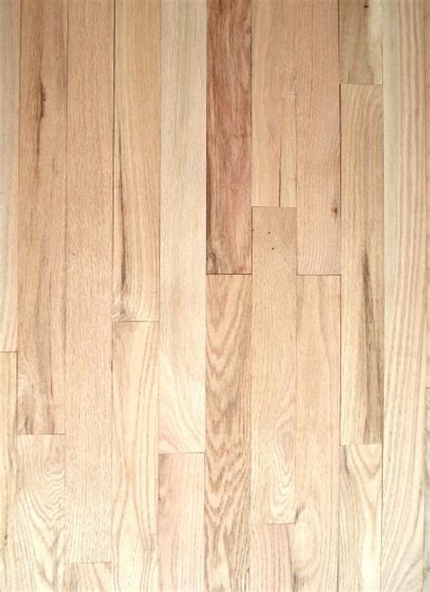 Unfinished Hardwood Floor by Henry County Hardwoods Unfinished Solid Oak Hardwood