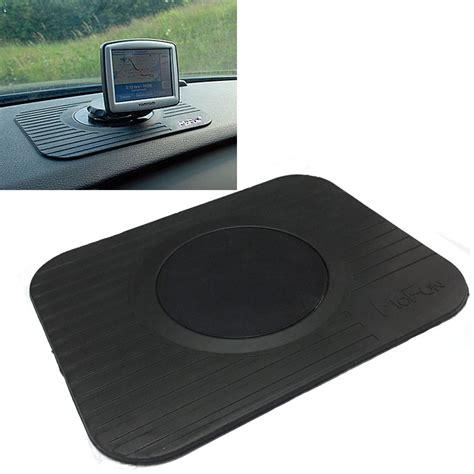 dashboard gps in car gps dashboard mount holder sat nav dash mat for