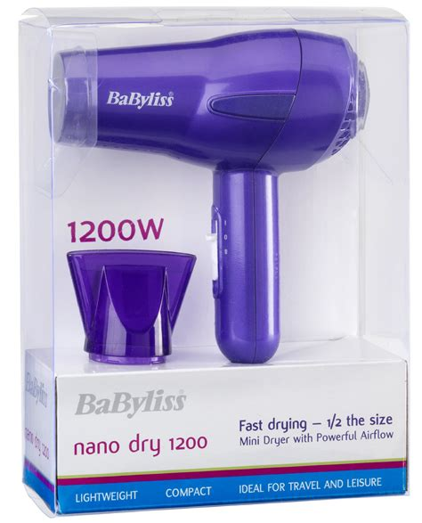 Babyliss Hair Dryer Sale babyliss small hair dryer babyliss pro nano titanium 1
