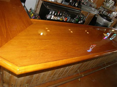 unique bar tops palm beach florida brightwork specialists bar top varnish