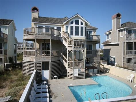 Dare To Dream Rental Bh8s Nags Head Nc Oceanfront Rental Houses For Rent In Nags Nc