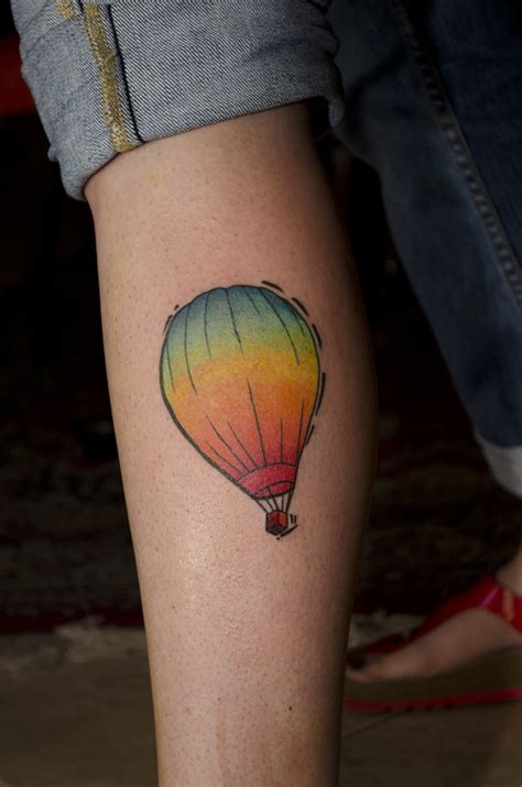 hot air balloon tattoo designs air balloon by kirtatas on deviantart