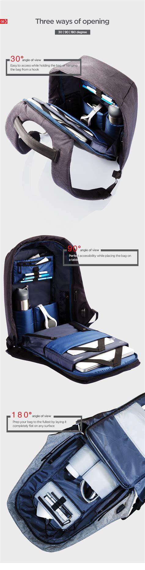 Original Xd Design Bobby Backpack The Best Anti Theft Backpac Limited official xd design bobby the best anti theft backpack original authentic bag 11street