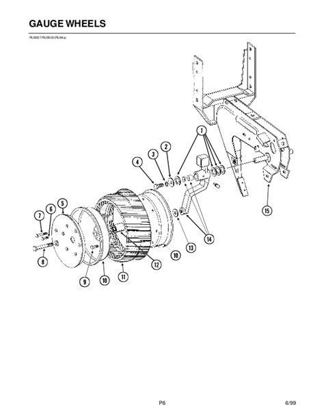 Kinze 3400 Parts Catalog Kinze Planter Parts