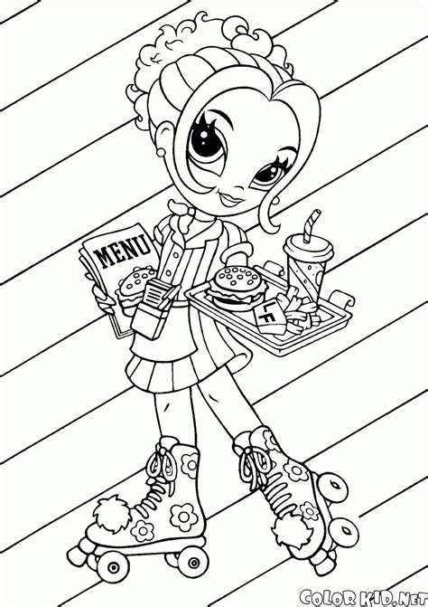 lisa frank fairy coloring pages coloring page lisa frank glamour girl
