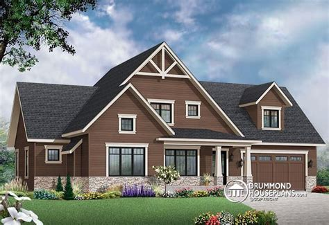 drummond house plan stately 3 bedroom craftsman drummond house plans blog