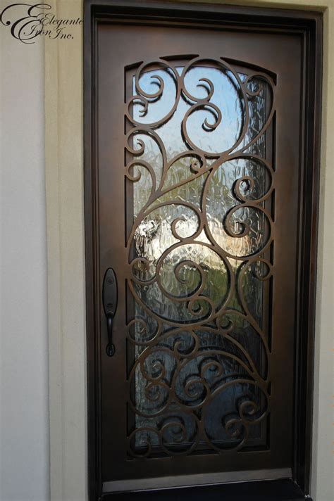 best 25 wrought iron doors ideas on iron