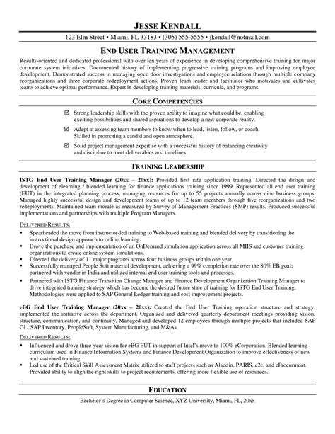 Workshop Manager Sle Resume by Manager Resume Http Www Resumecareer Info Manager Resume 9 Resume