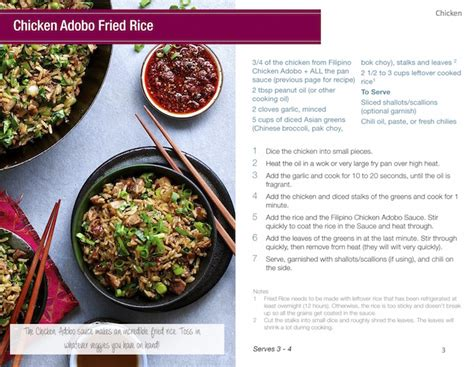 recipe layout templates the simple way to make ebooks food central