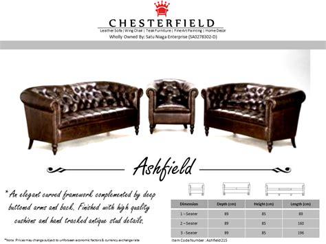 Sofa Murah Di Malaysia sofa chesterfield murah malaysia infosofa co