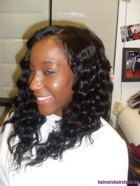 Weave Hairstyles For Black 2014 by Black Weave Hairstyles 2014 Hairstyle For