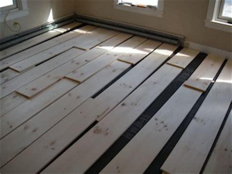 gandswoodfloors: White Pine Flooring install Lynn/Boston
