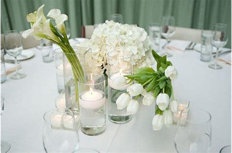 centre de table bougie mariage deco de mariage calla mariageoriginal