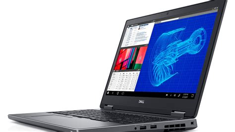 dell mobile workstations dell s new precision mobile workstations include a i9