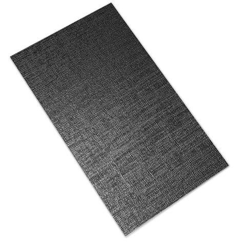 wandfliesen schwarz wandfliese vulcano metall dekor schwarz matt 60x120cm