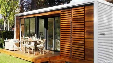 cool small homes cool small prefab and modular homes