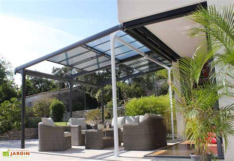 brise vue pvc 749 tonnelle azura aluminium 224 toiture polycarbonate