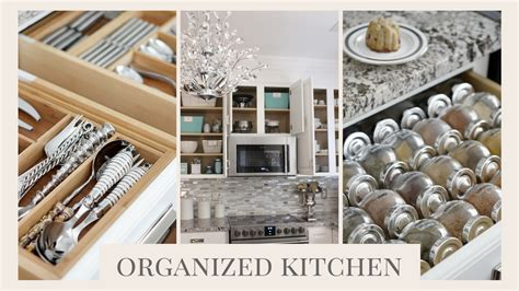 organize or organise organized kitchen tour how to organize your kitchen