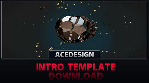 3d intro template download c4d aep youtube